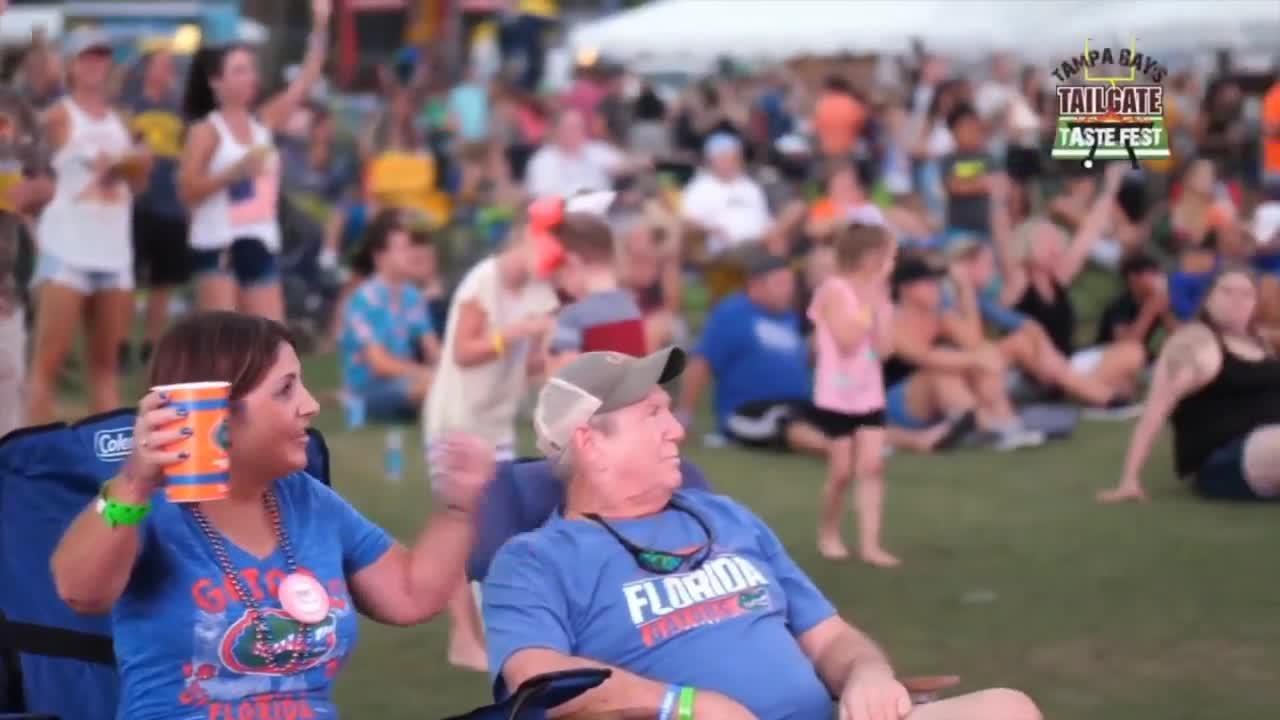 Tampa Bay's Tailgate Taste Fest | Morning Blend