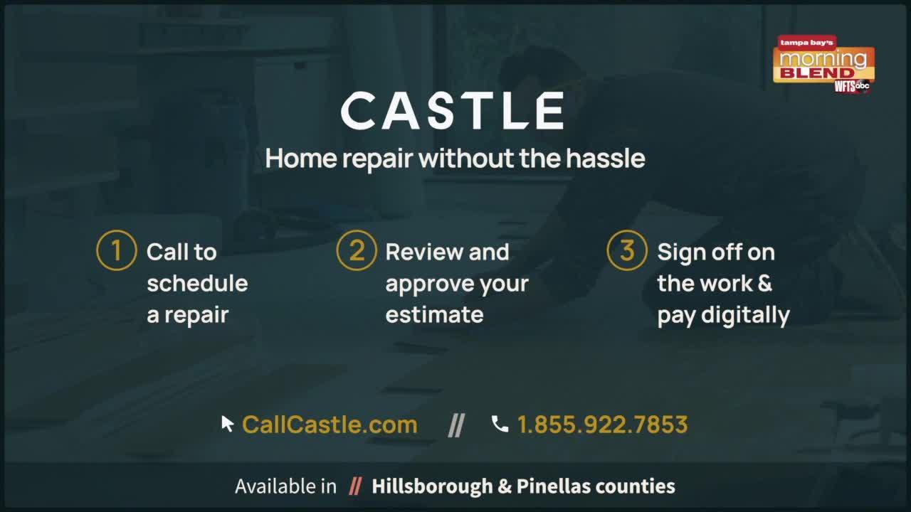 CASTLE Home Repair | Morning Blend