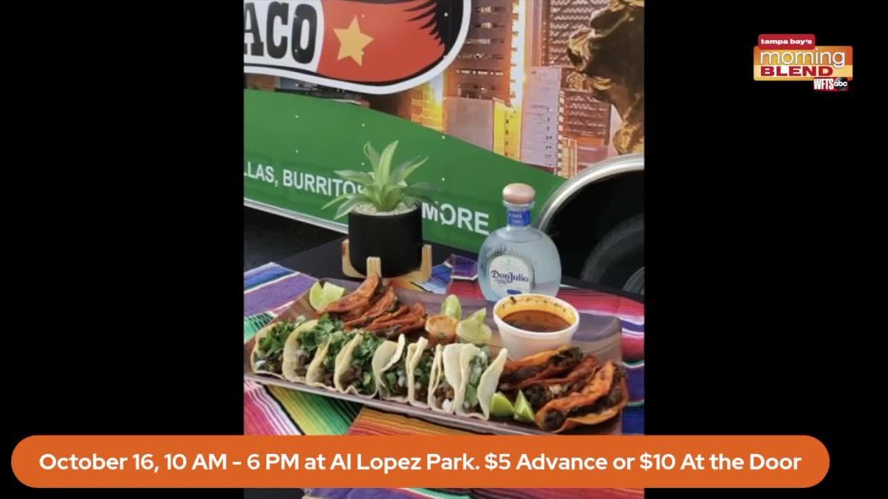 Tampa Bay Taco Festival   Morning Blend