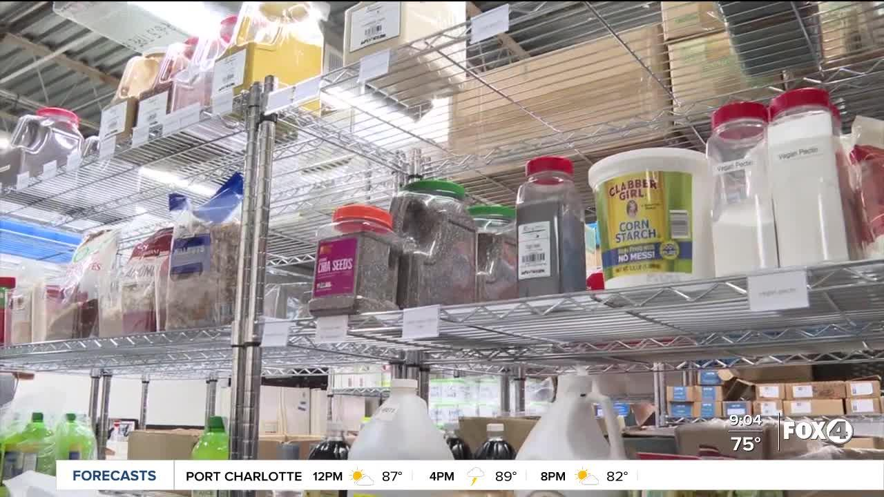 Southwest Florida businesses impacted by supply chain issues