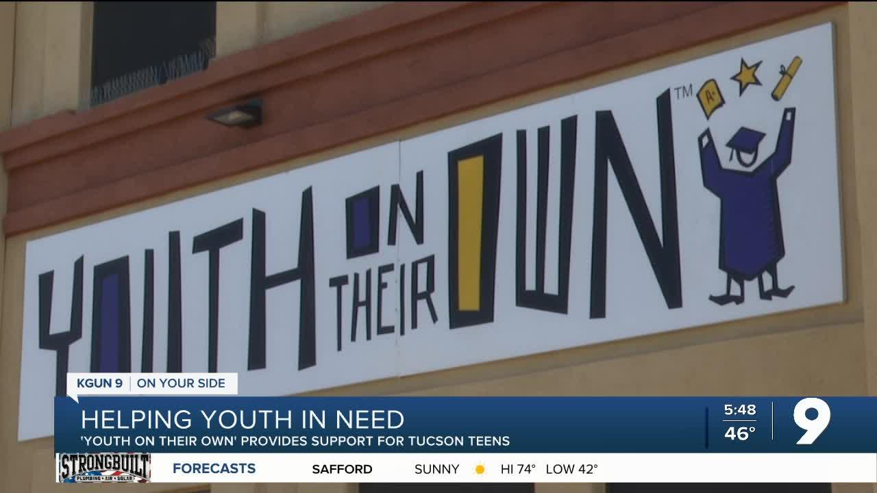 Supporting Youth: Tucson based organization helps teens in need