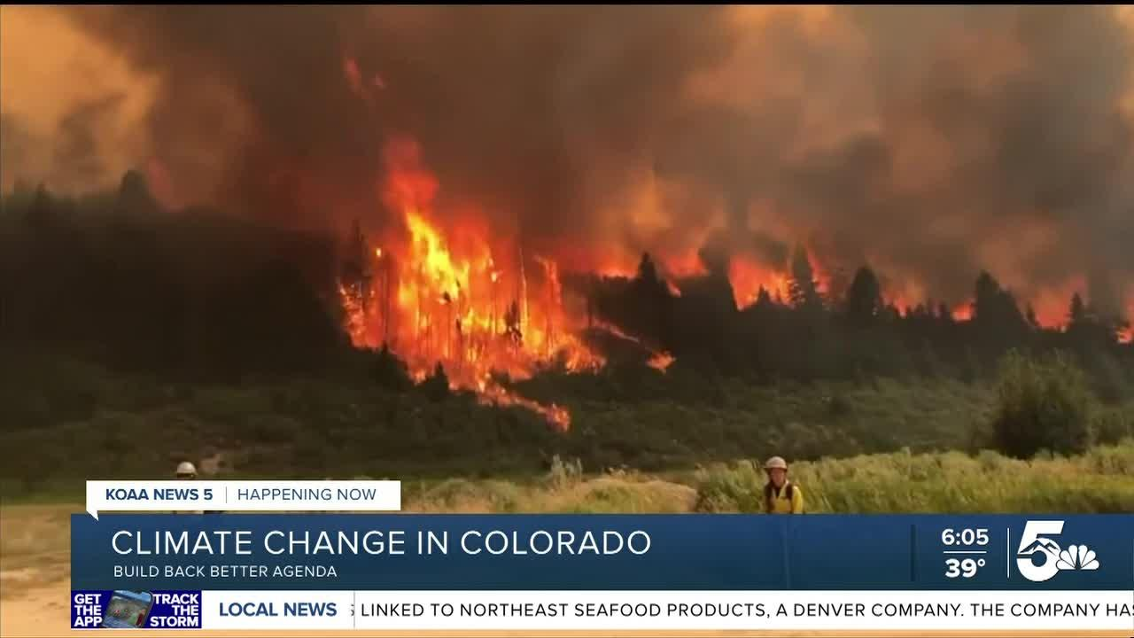 The Build Back Better Plan could help Colorado combat climate change