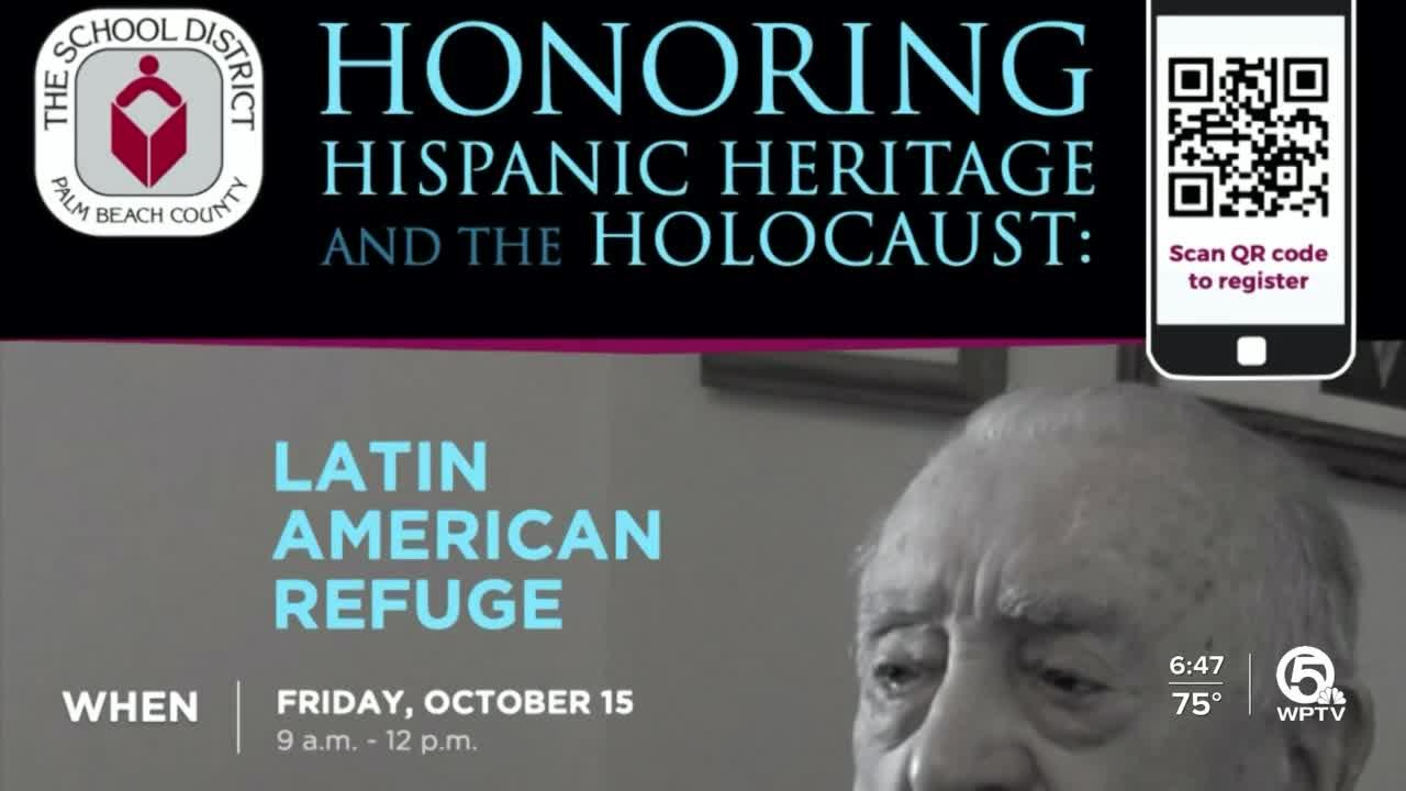 Palm Beach County schools to honor Hispanic heritage, Holocaust