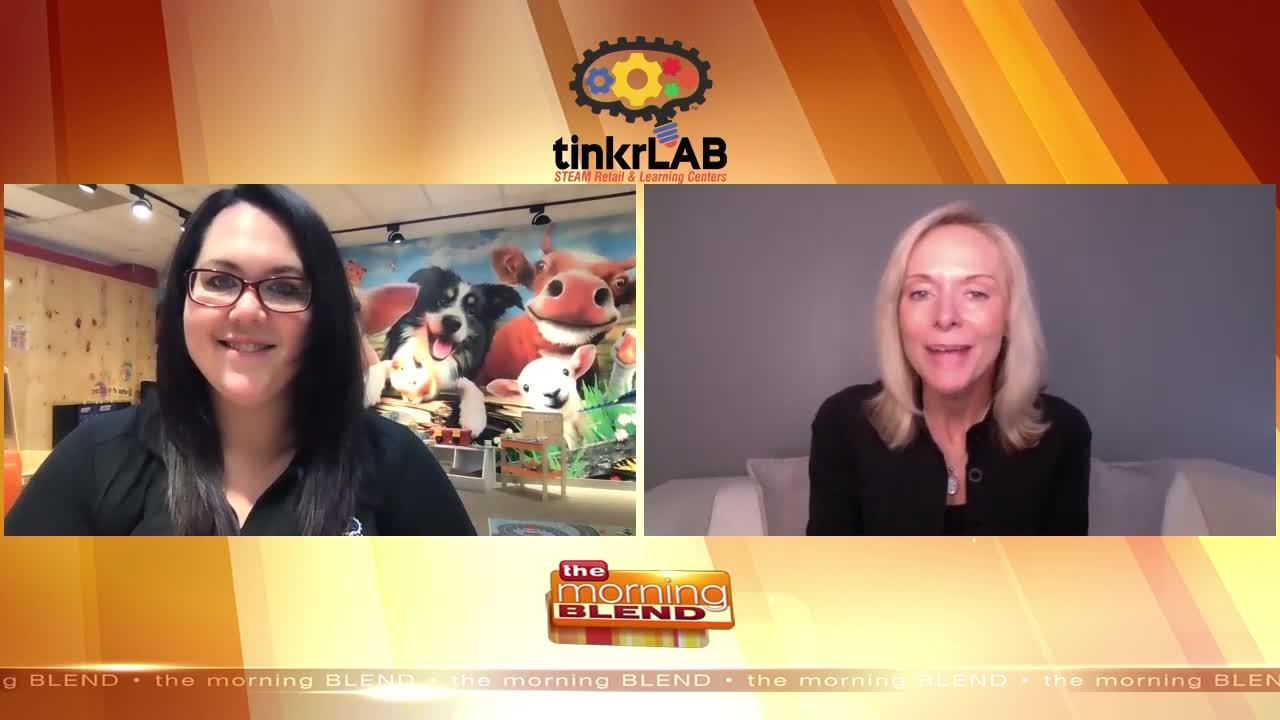tinkrLAB STEAM Learning Centers - 10/14/21