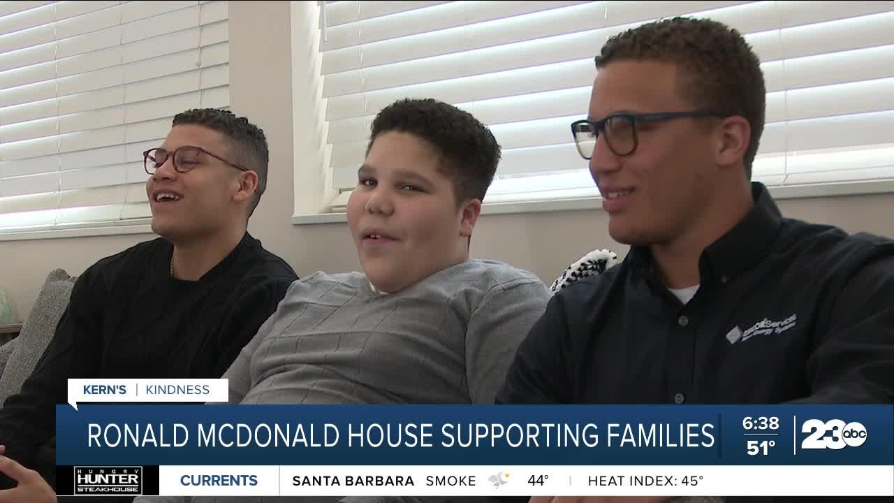 Ronald McDonald House of Bakersfield supporting families in need