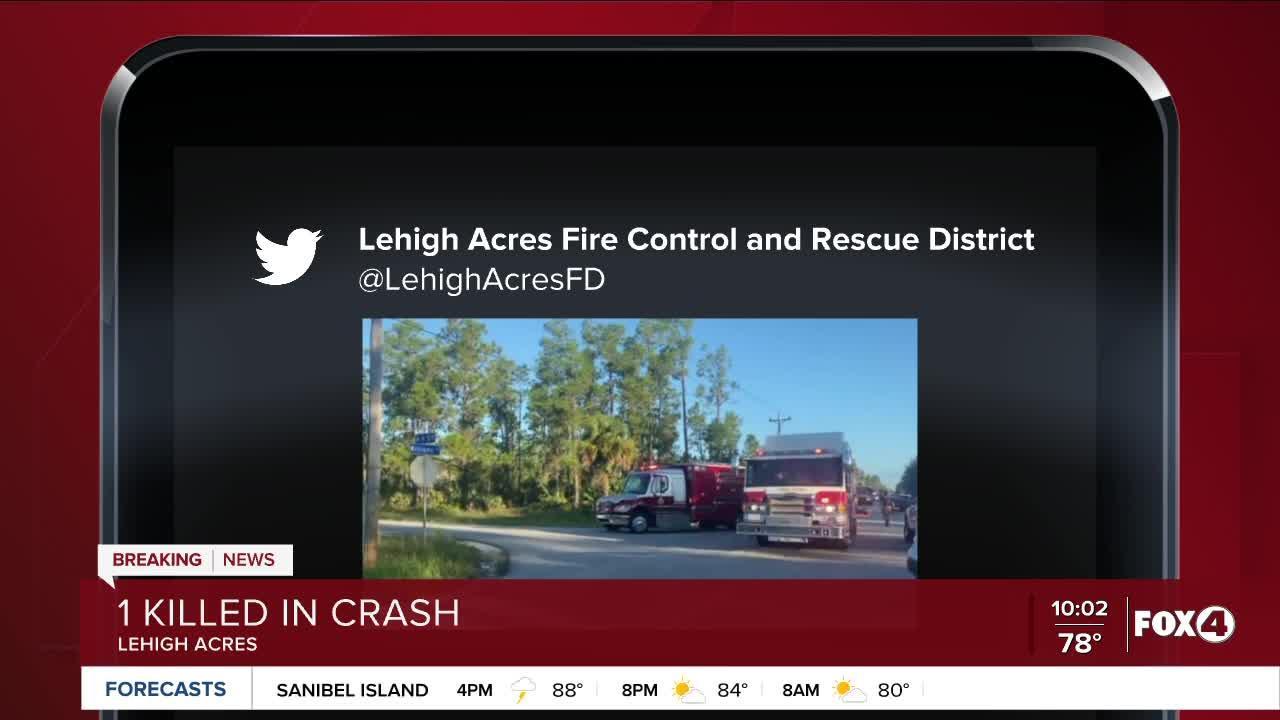 Lehigh Acres Fatal Crash