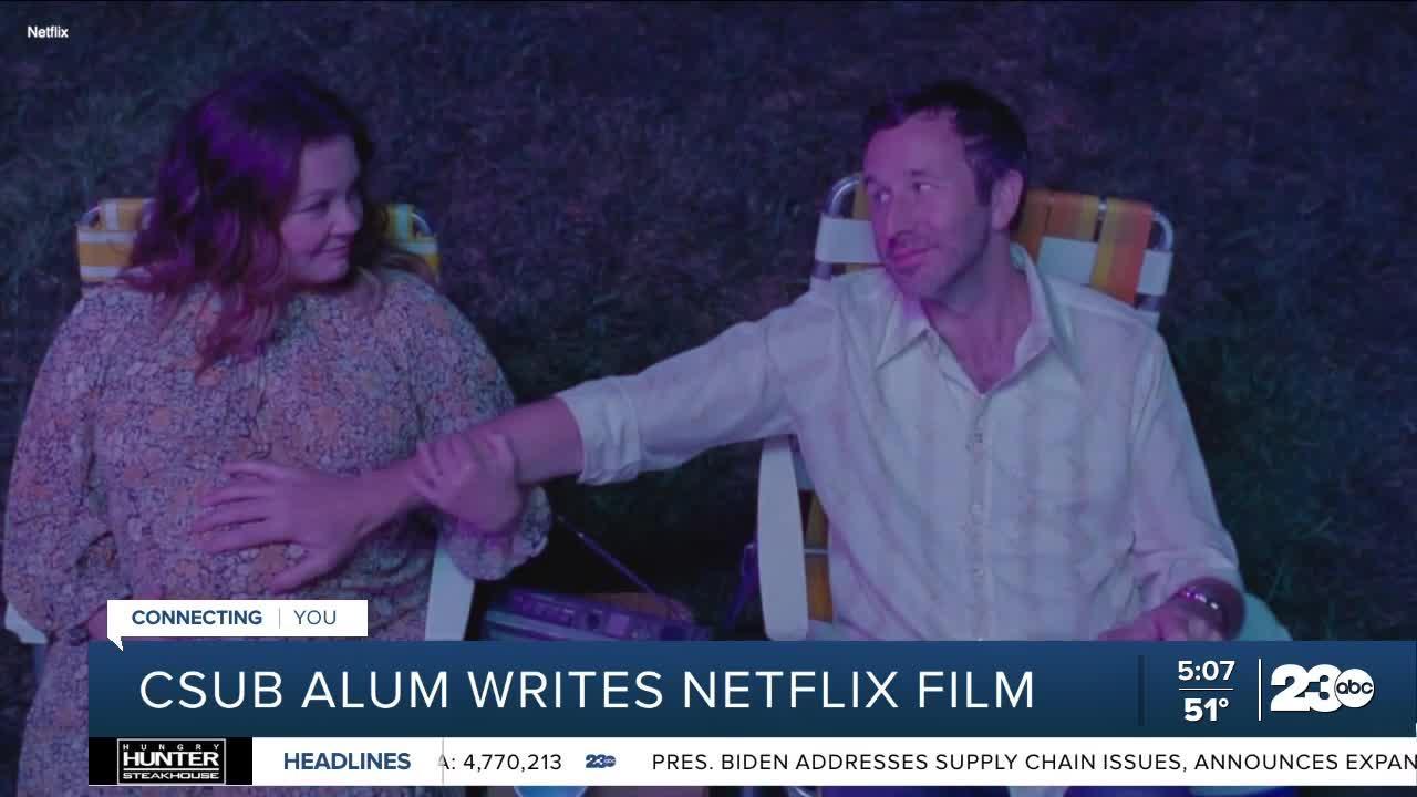 CSUB alum write Netflix film