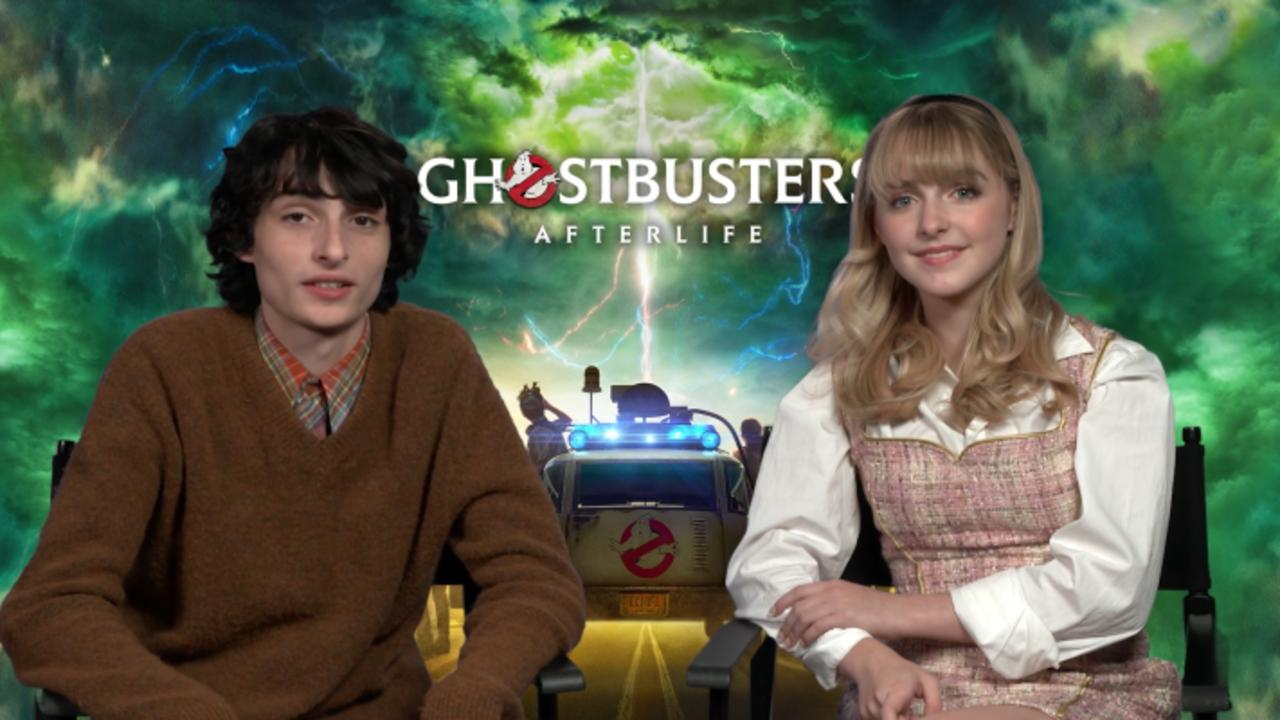 Finn Wolfhard, Mckenna Grace Are In For 'Ghostbusters: Afterlife' Sequel