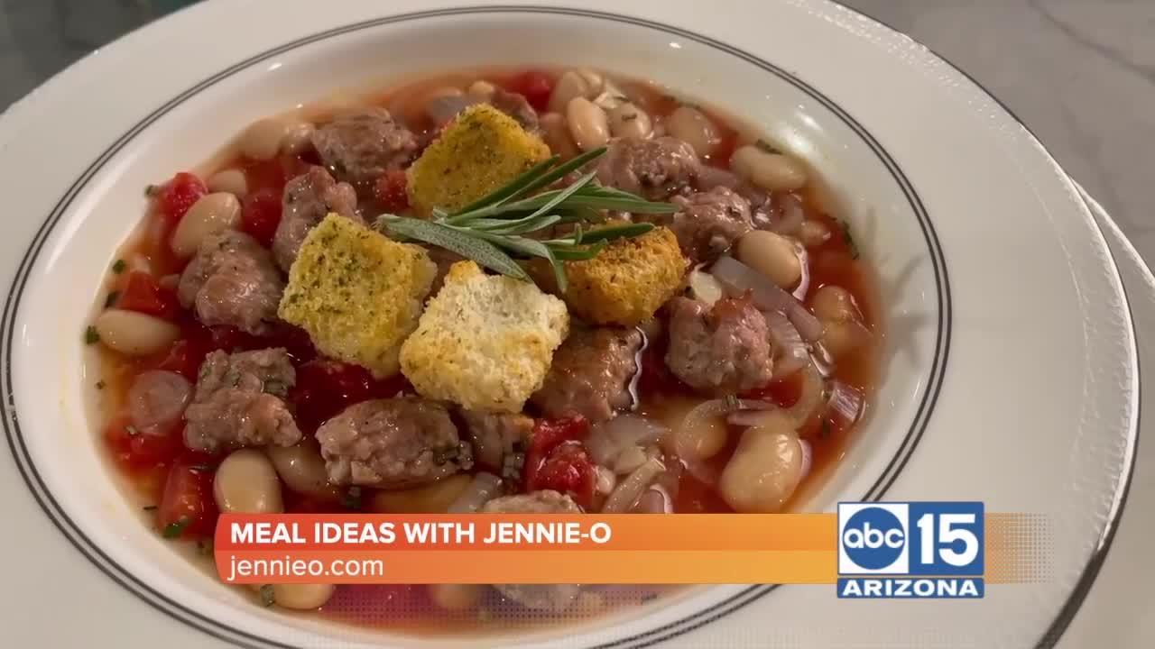 Ereka Vetrini has easy weekday meals with Jennie-O.