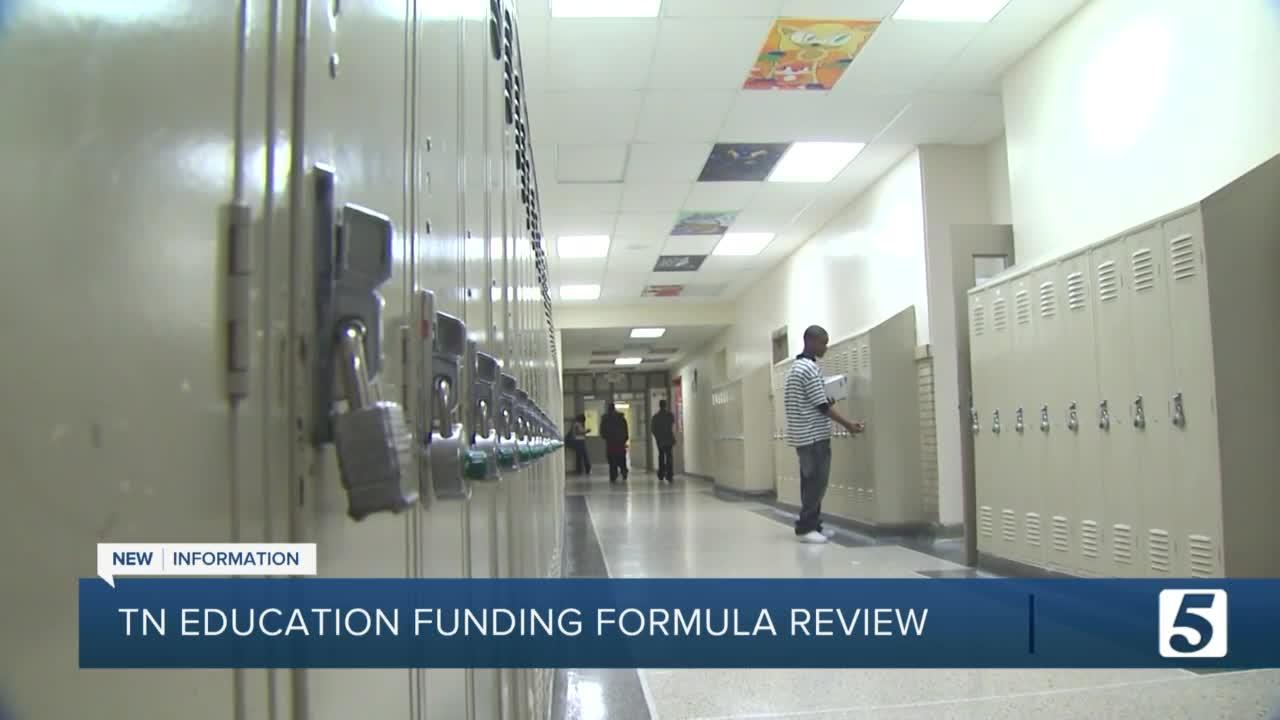 Gov. Lee looking to revamp how Tennessee schools are funded