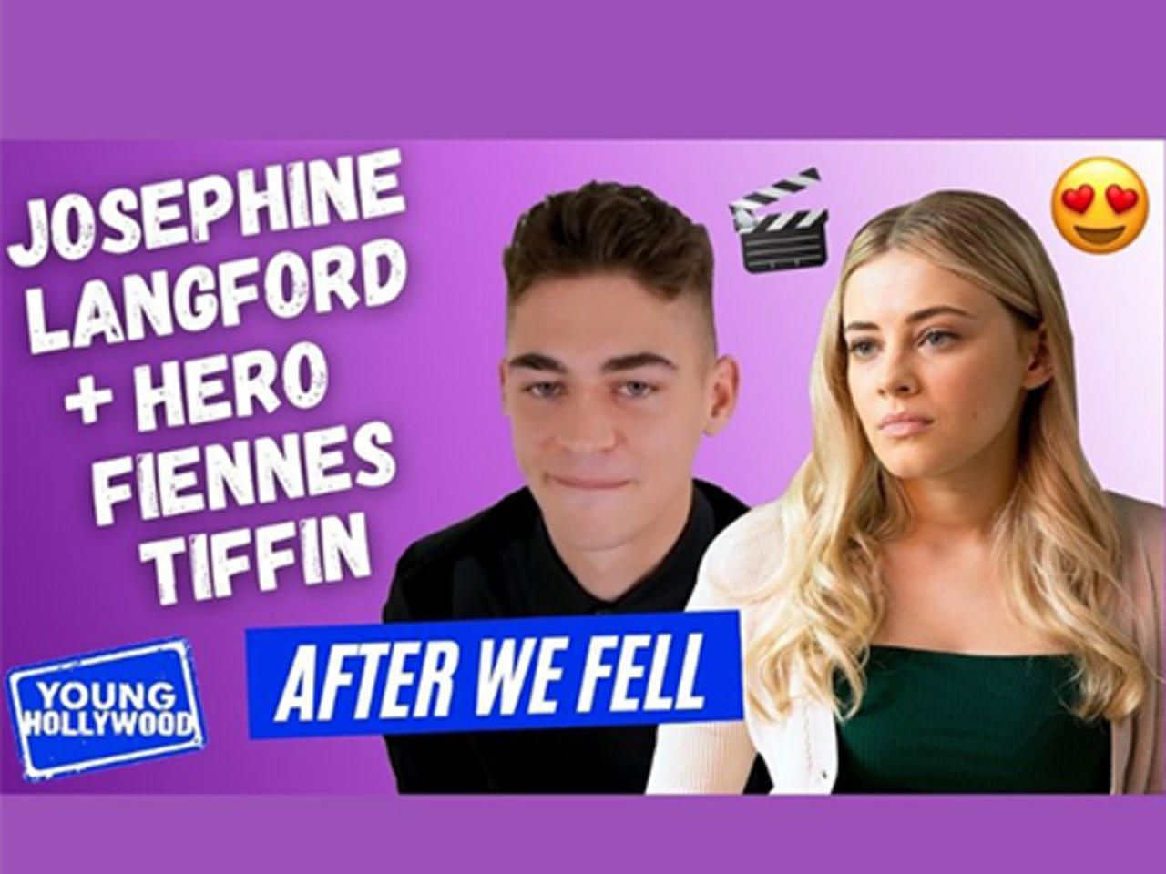 After We Fell's Hero Fiennes Tiffin & Josephine Langford Play Who's Most Likely To