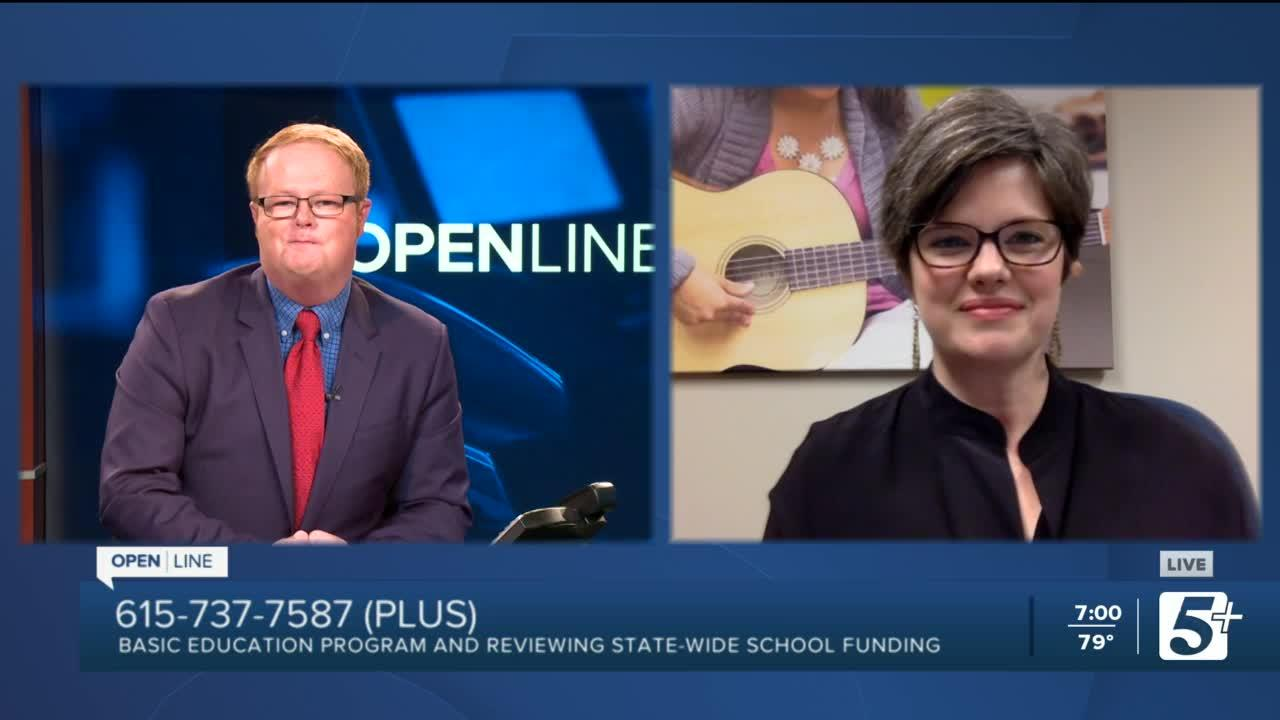 OpenLine: Basic Education Program and looking at state-wide school funding (P1)