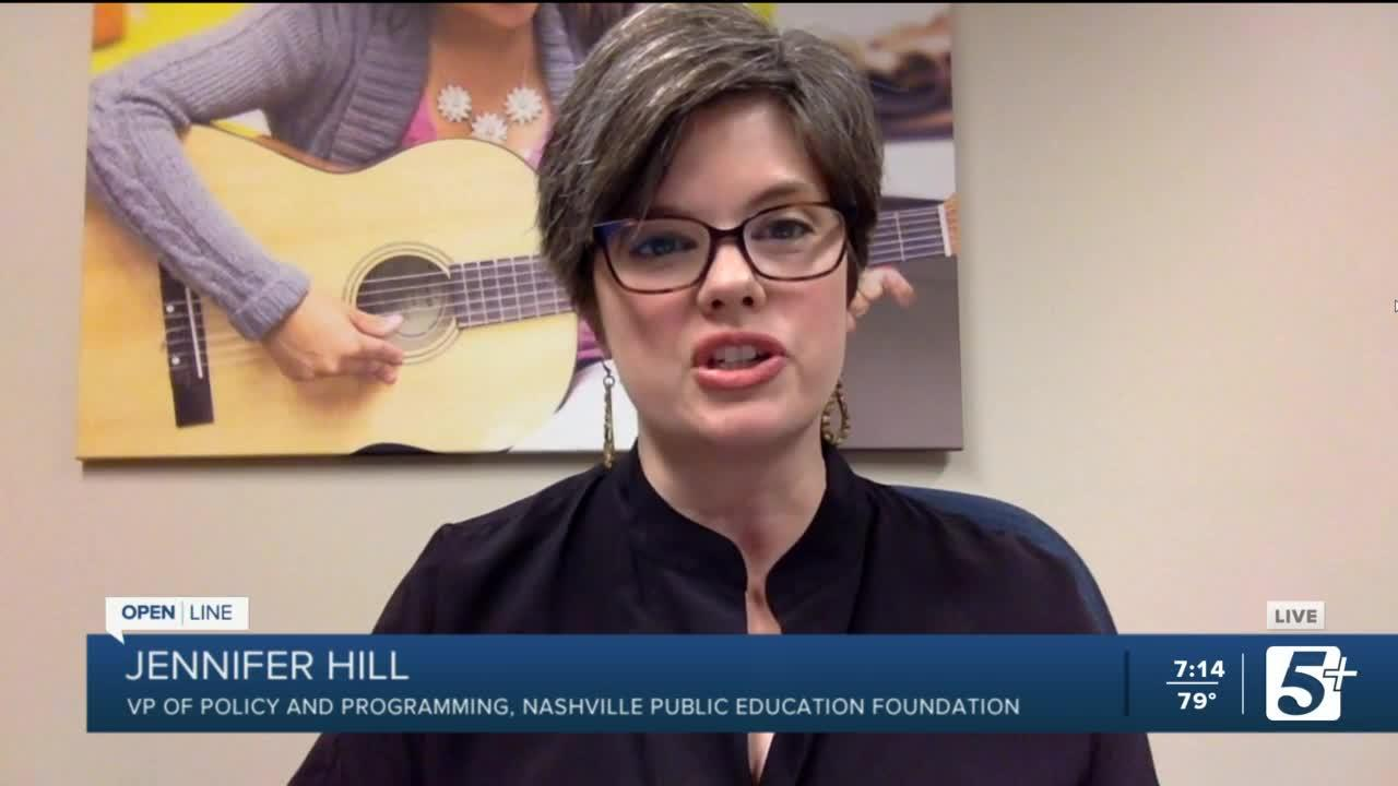 OpenLine: Basic Education Program and looking at state-wide school funding (P3)