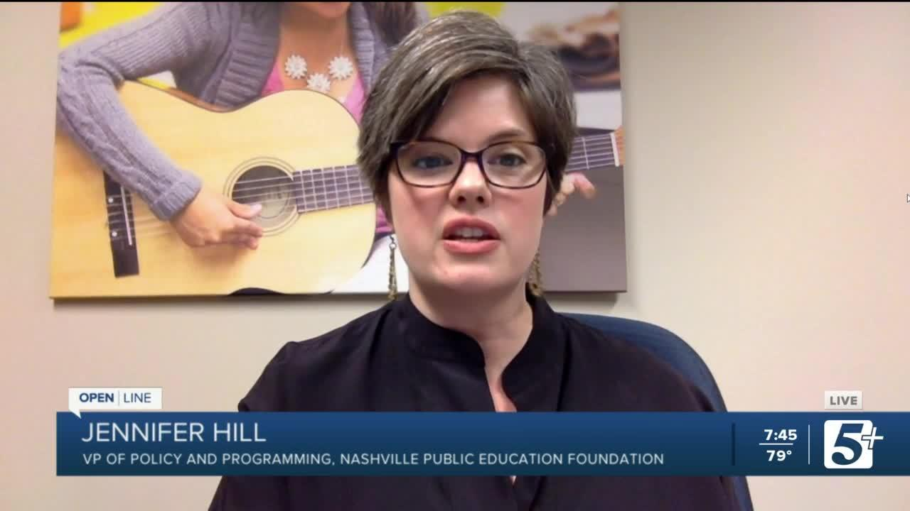 OpenLine: Basic Education Program and looking at state-wide school funding (P4)