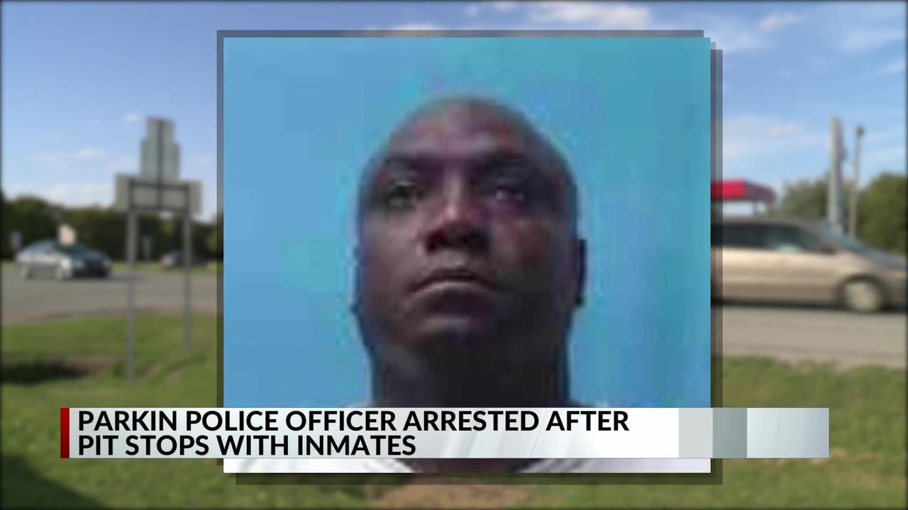 Sheriff: Arkansas police officer drove inmates to buy beer, cigarettes