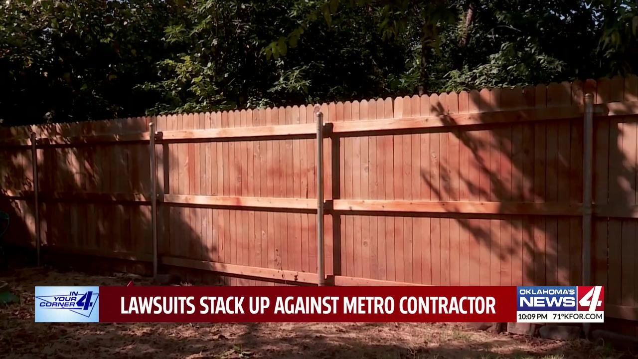 Oklahoma contractor faces growing number of lawsuits from customers who say he has disappeared for months