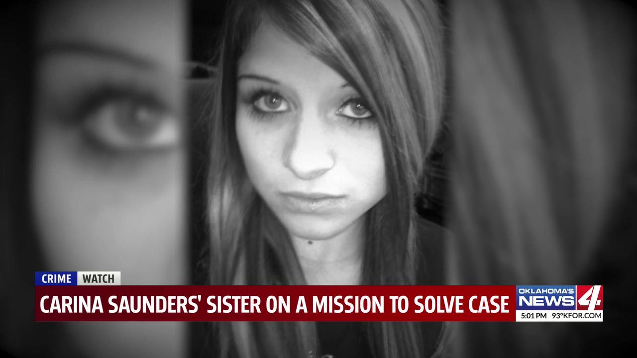 Sister of cold case murder victim studying to become a detective 10 years after Oklahoma teen's death