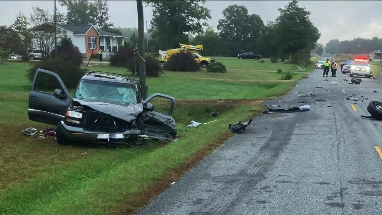State police ID driver killed in Caroline wrong-way wreck