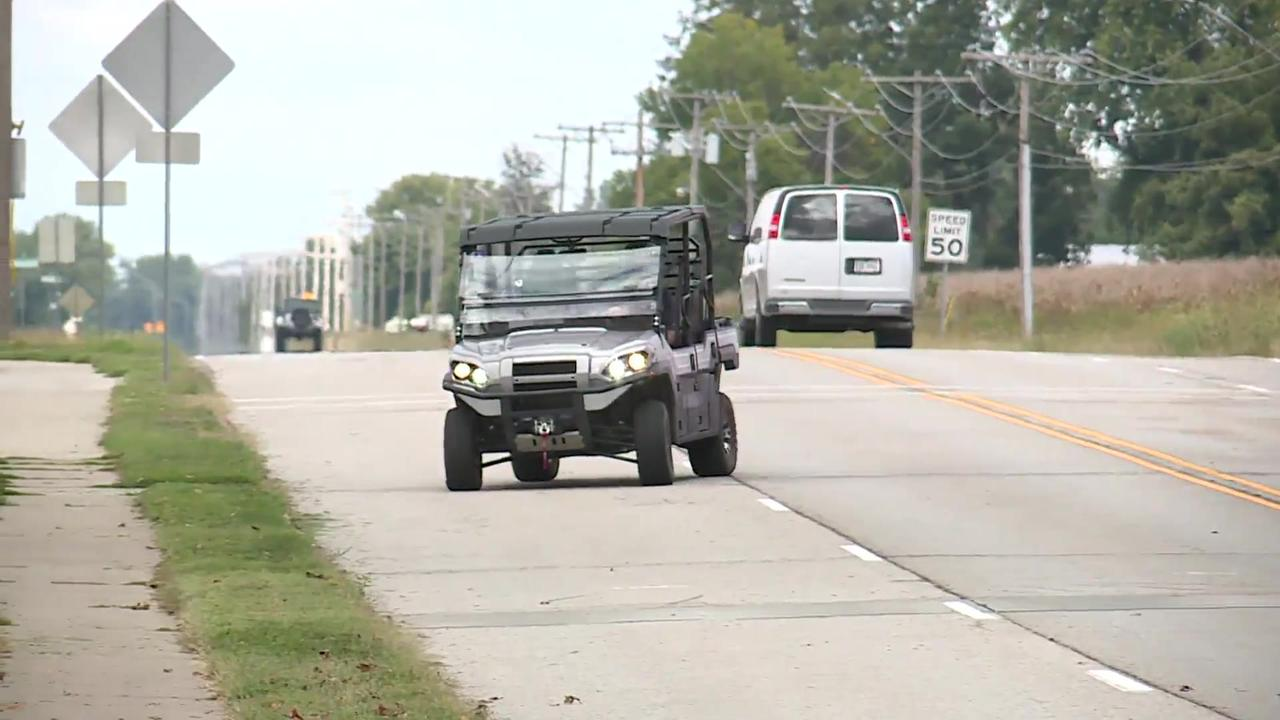 Disabled Illinois veteran fights to regain right to drive mobility vehicle between work and home