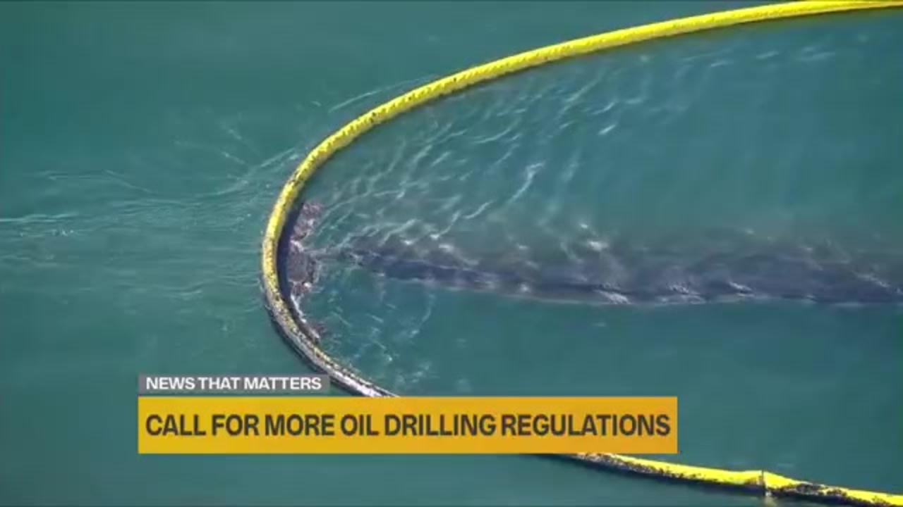 Activists call for California to take action after oil spill
