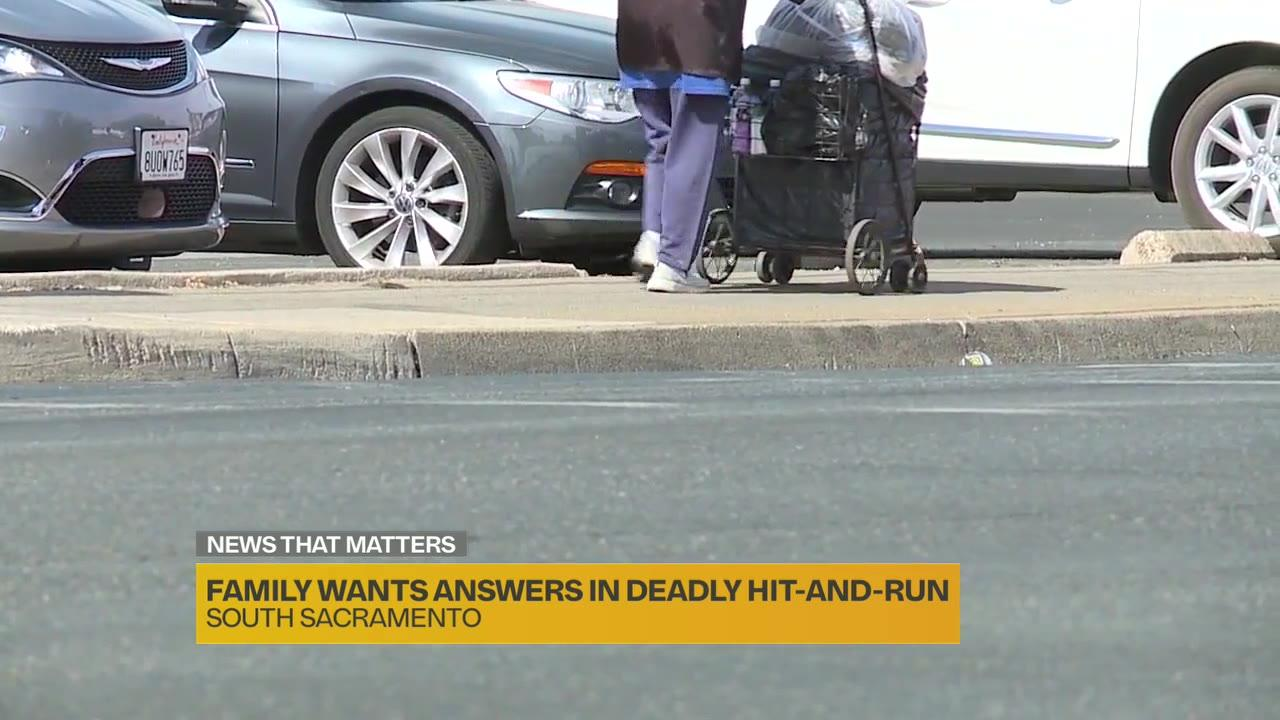 Family calls for more resources to identify suspect in hit-and-run that killed 87-year-old California woman