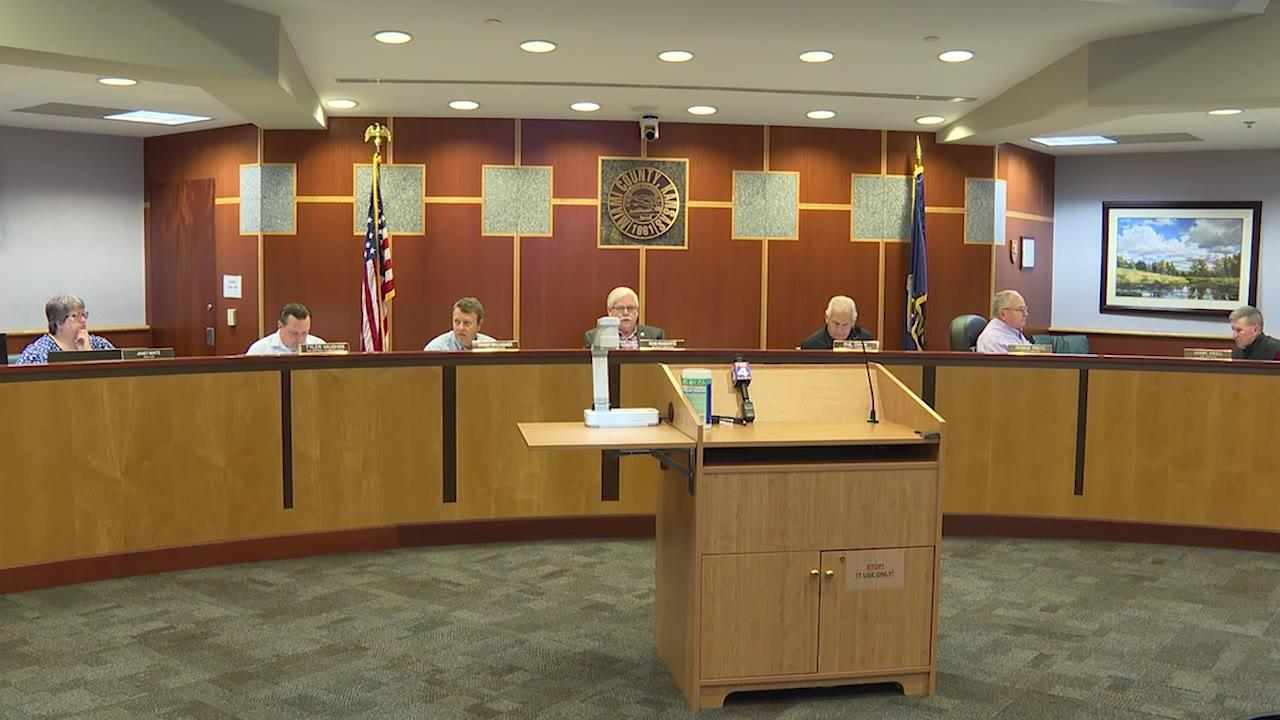 Kansas county commissioners reject proposal to create brand-new city
