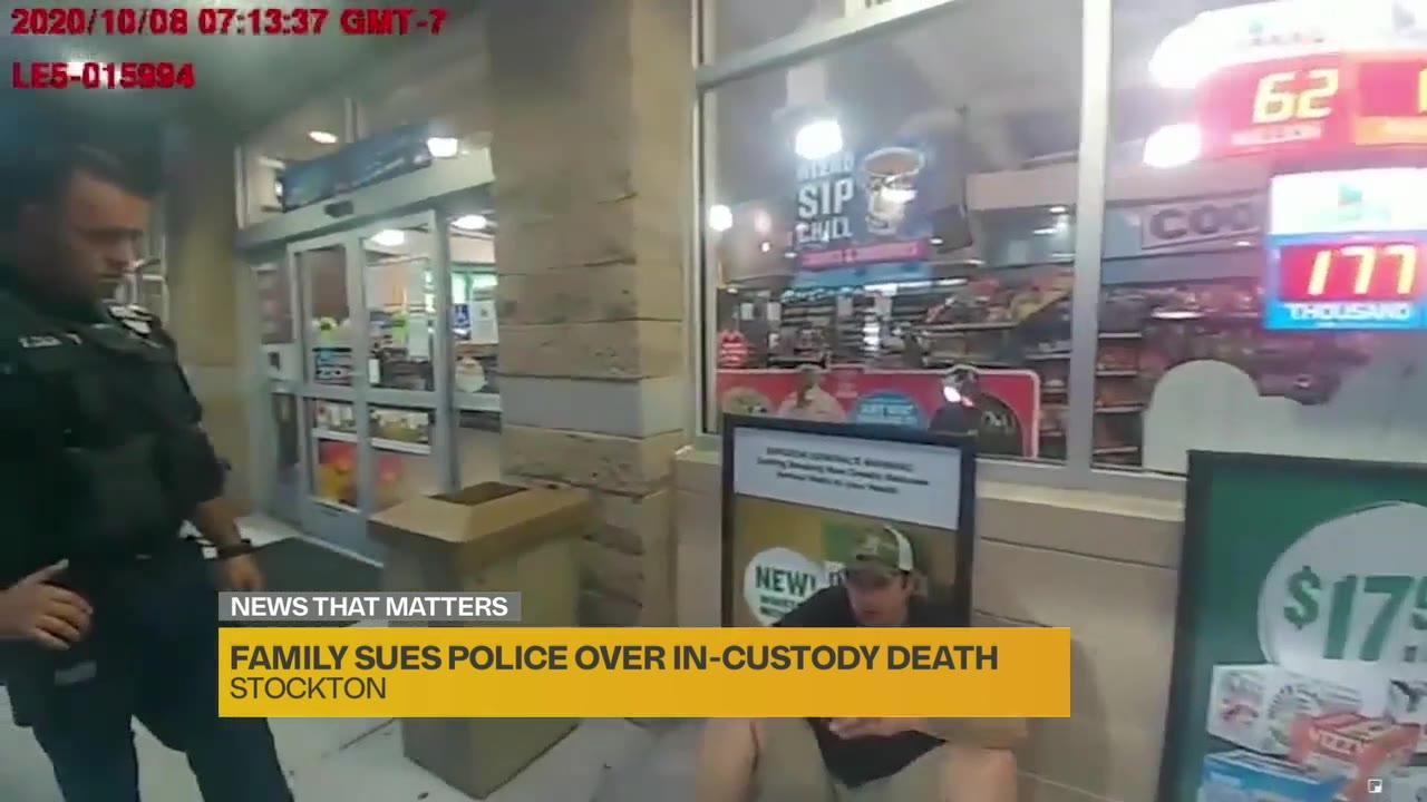 Mother of California man who died in police custody says someone needs to be held accountable