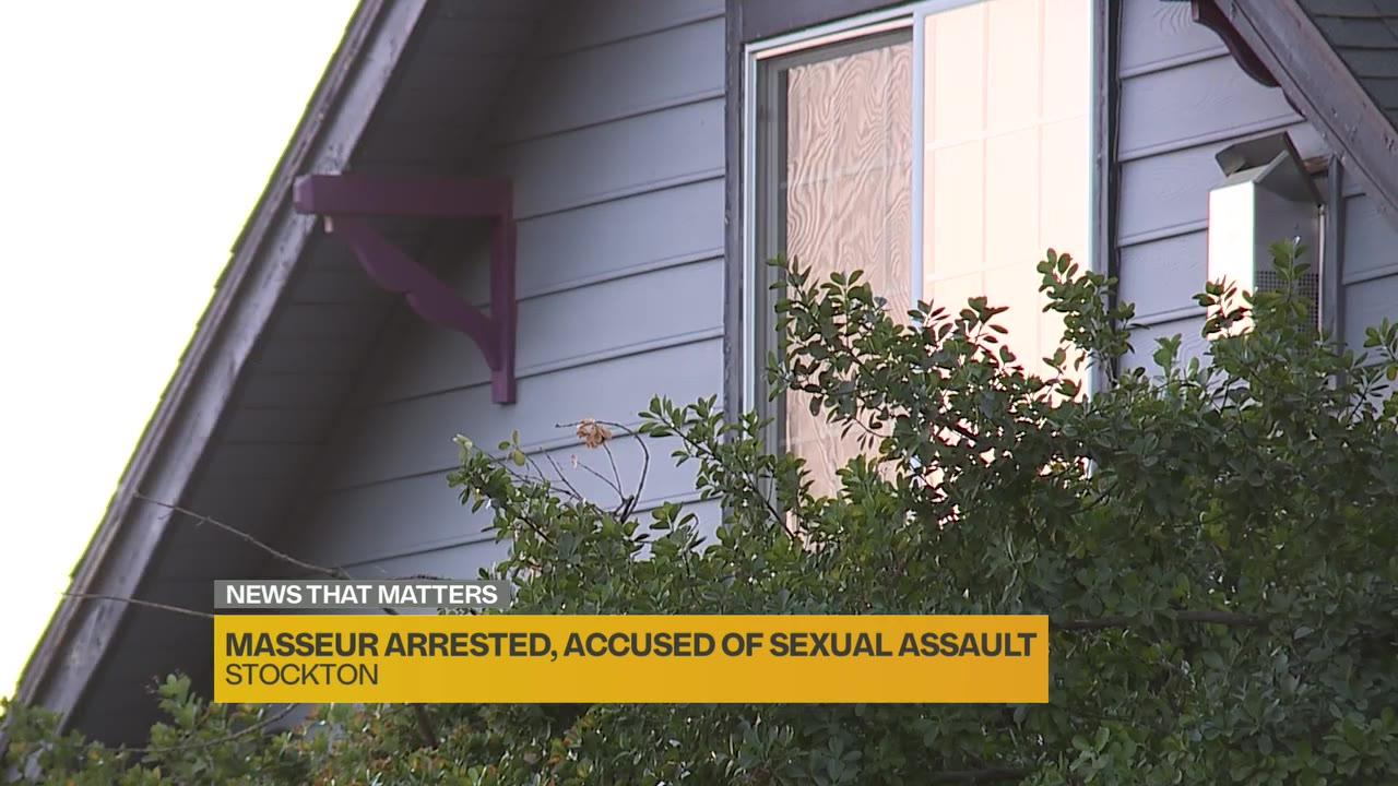 Unlicensed California masseur accused of sexually assaulting multiple female victims