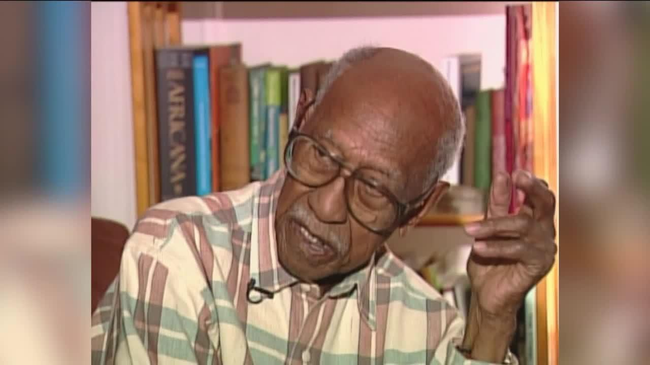 Civil rights activist, historian Timuel Black dead at 102