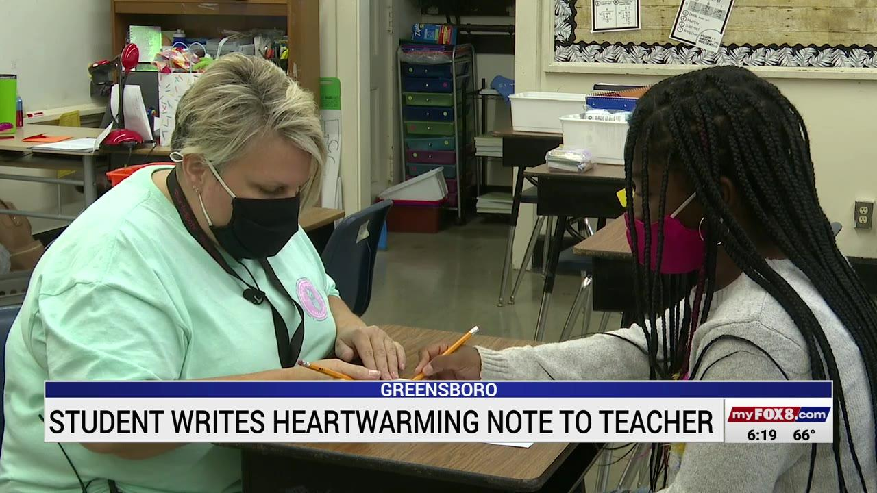 'Math is now the highlight of my day': 5th grader writes heartwarming letter to teacher who helped her overcome struggles