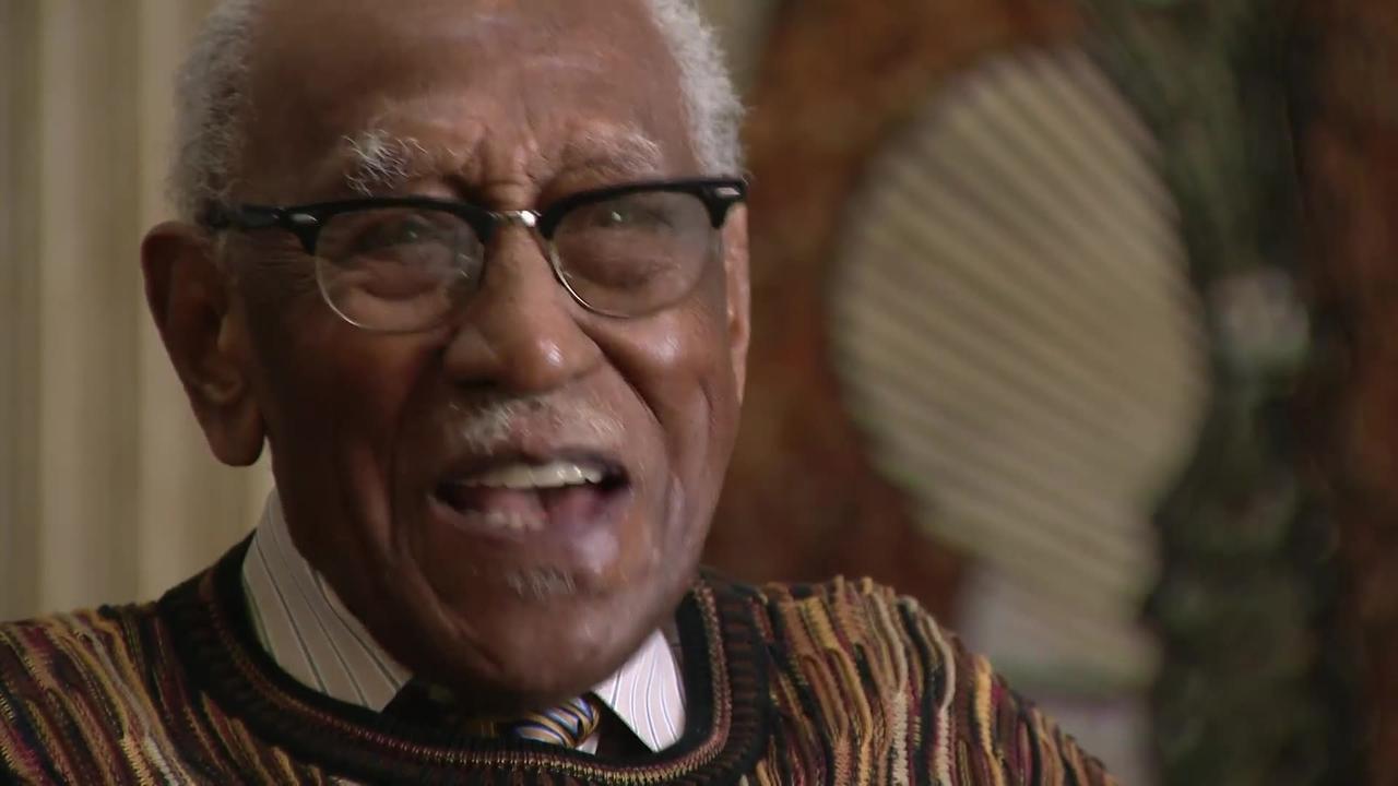 Chicago civil rights icon Timuel Black dies at 102