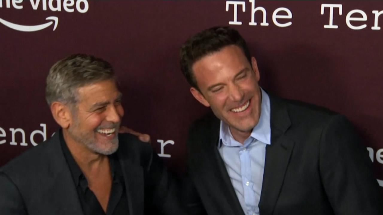 George Clooney And Ben Affleck Team Up In Trailer For 'The Tender Bar'