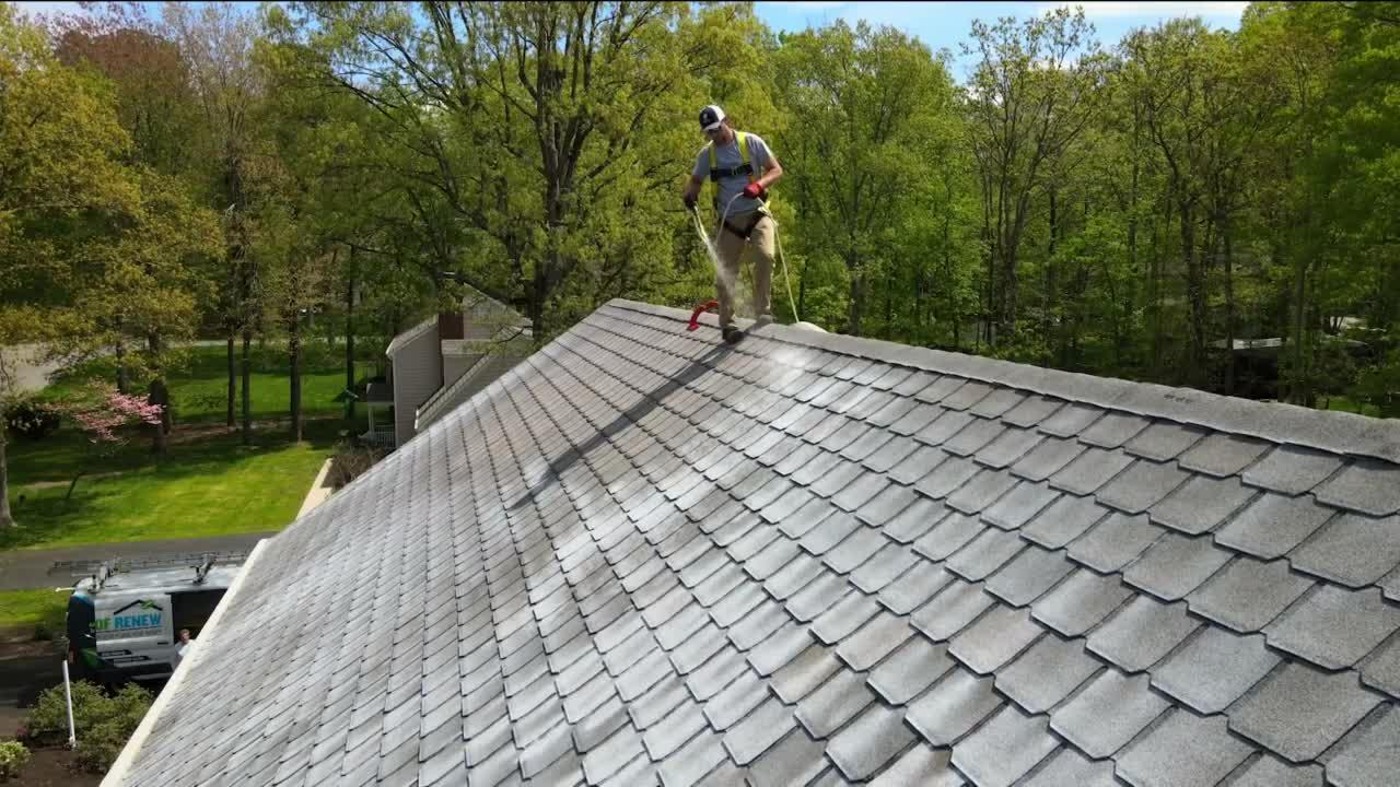 Maximize and extend the life of your roof with Roof Renew