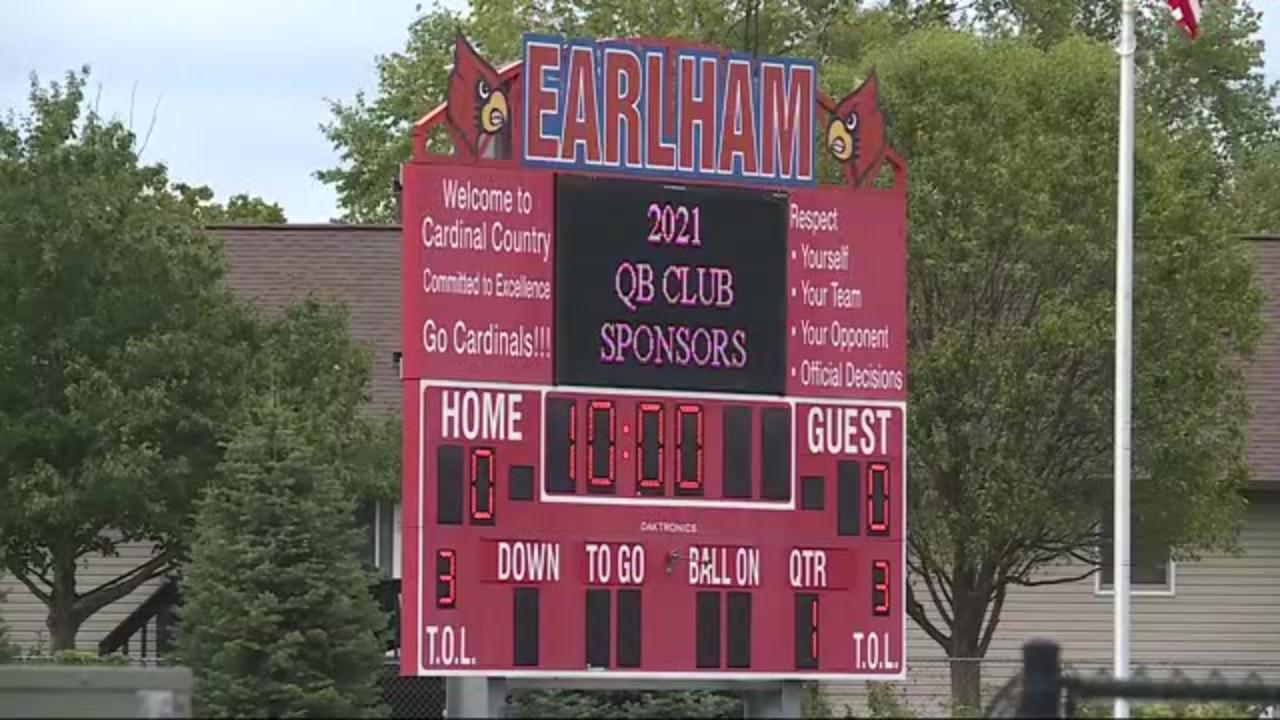 Iowa high school football team says Black quarterback was called racial slur by opponents