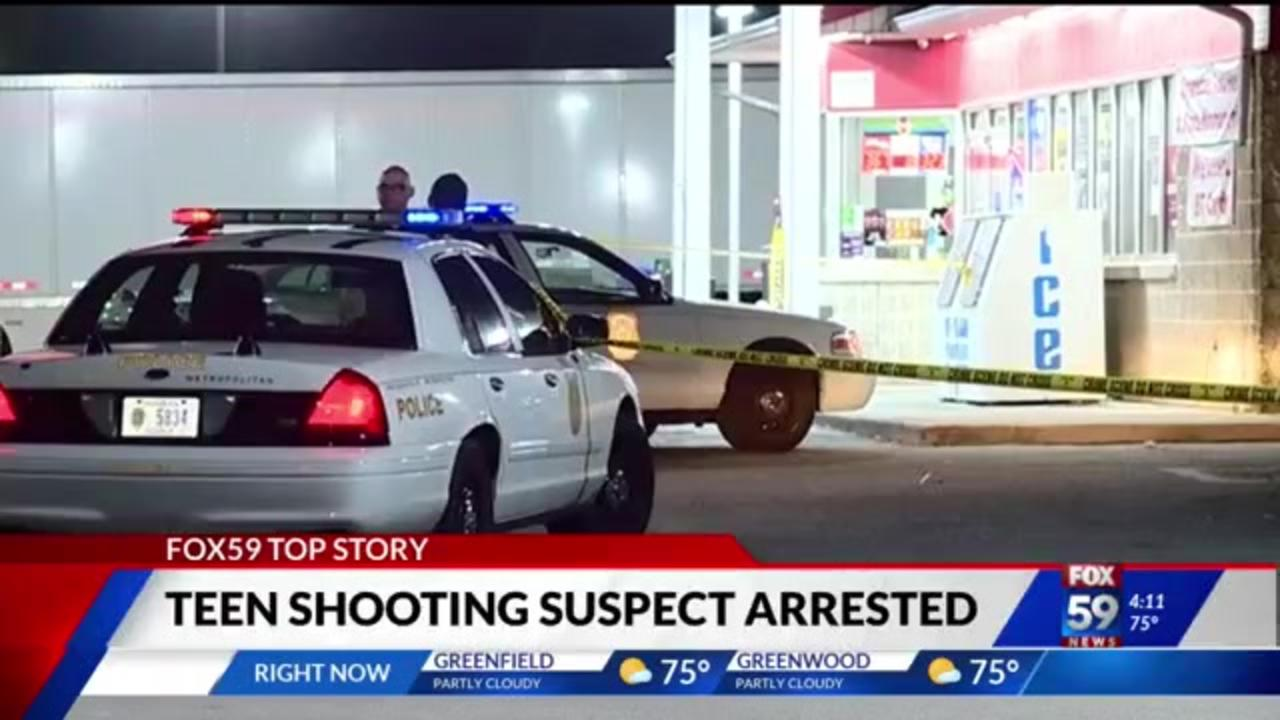14-year-old arrested in connection to shooting, attempted carjacking