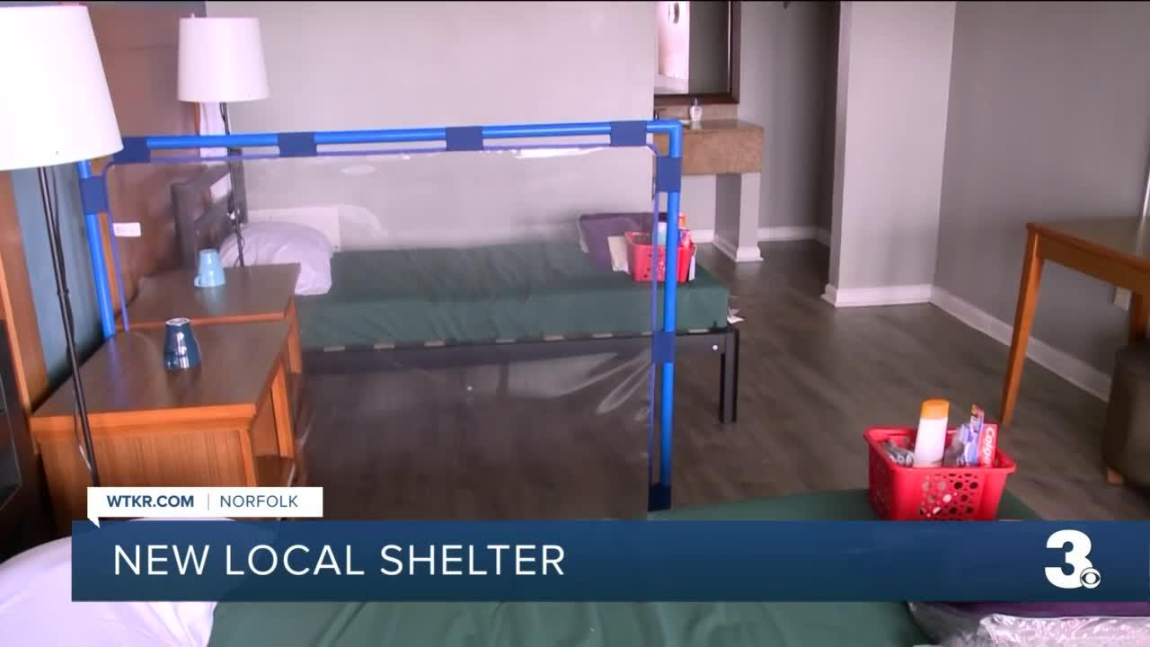 New local shelter