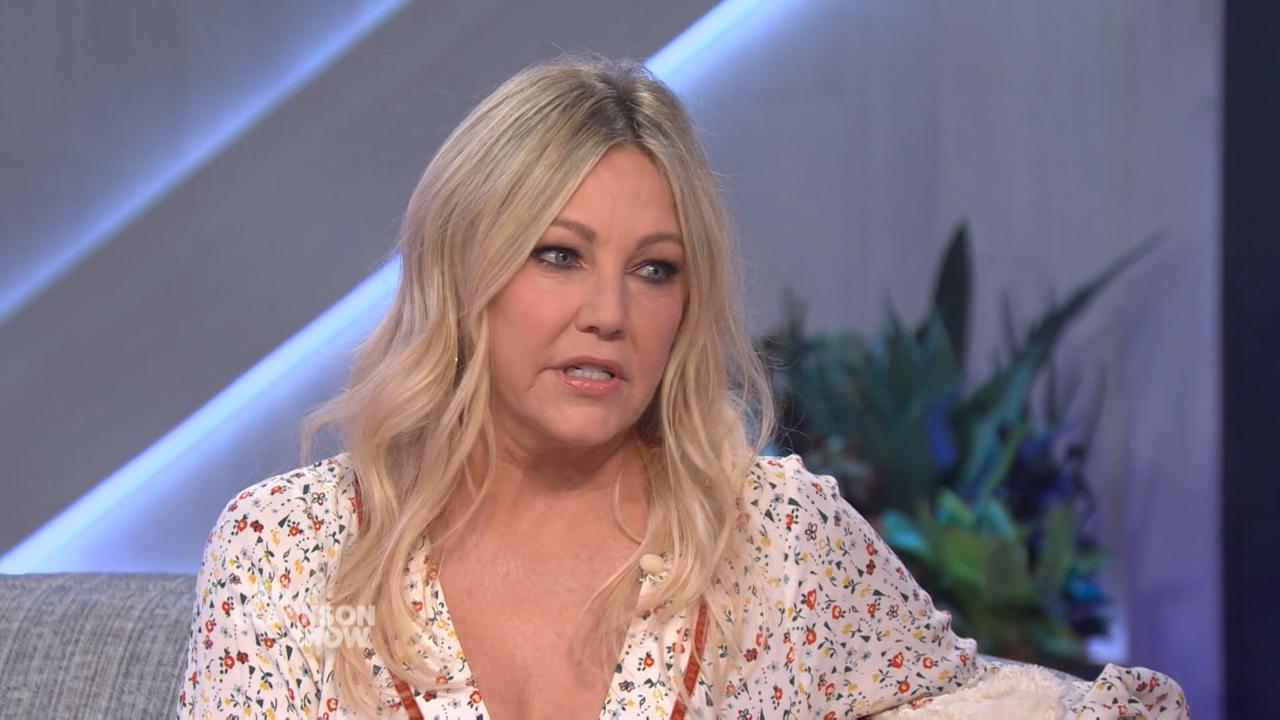 Heather Locklear Addresses 'Real Housewives Of Beverly Hills' Rumours