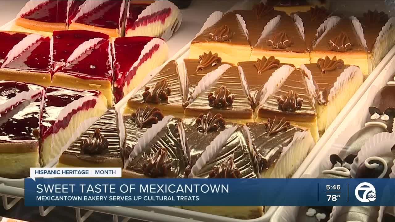 Mexicantown Bakery serves up cultural treats