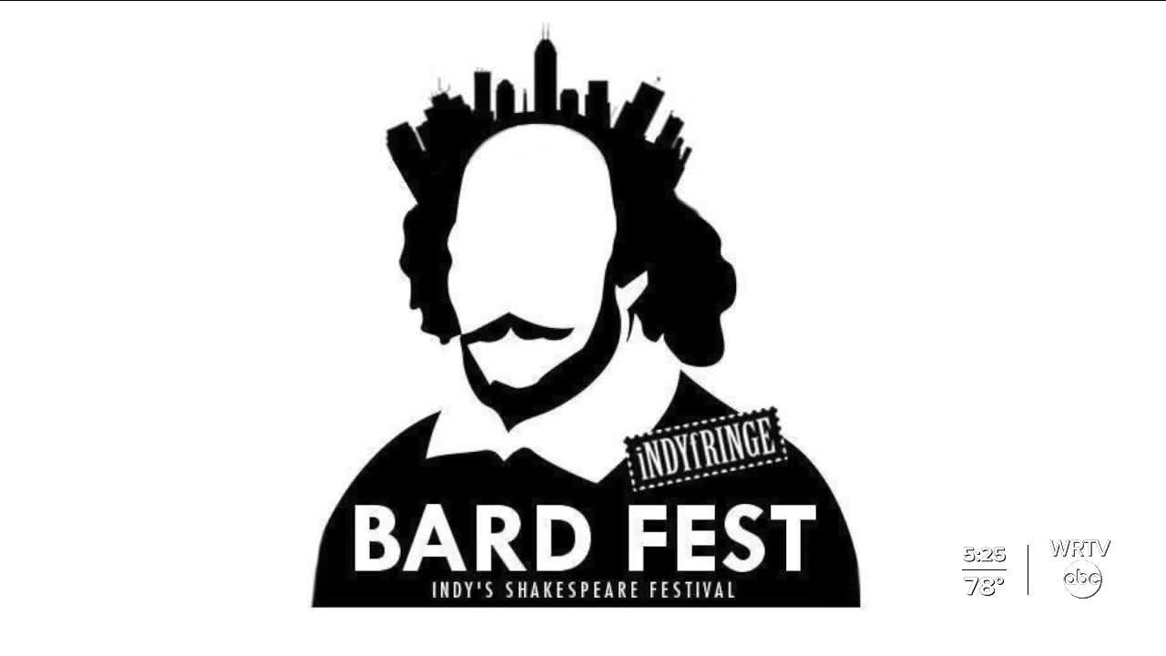 Bard Fest, Indy's only Shakespeare Festival, is back