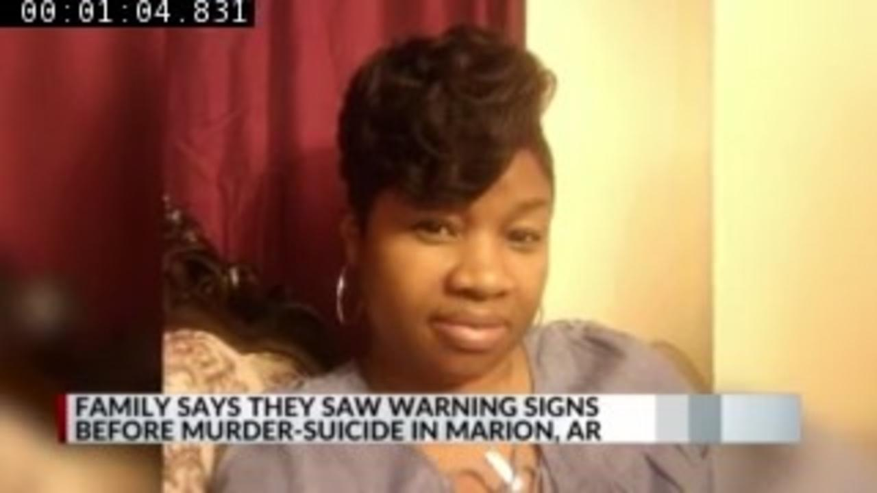 Family saw warning signs before murder-suicide left 3 dead in Arkansas