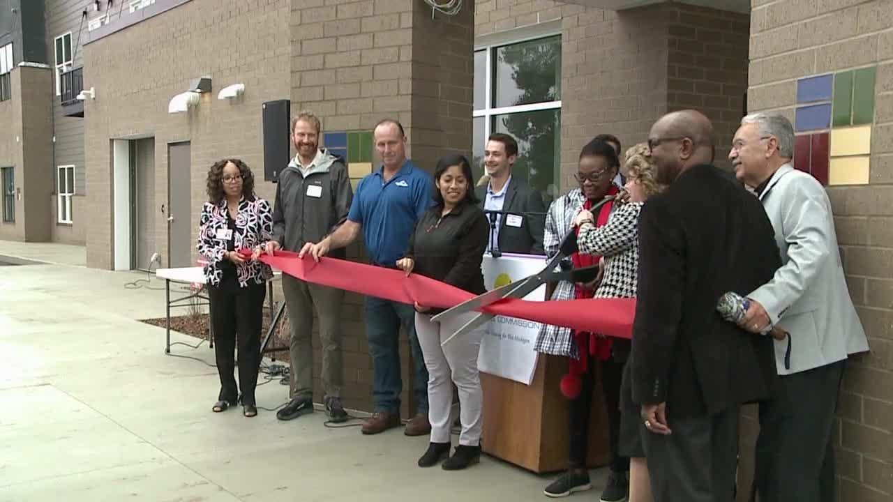 50 new units of affordable housing open in GR