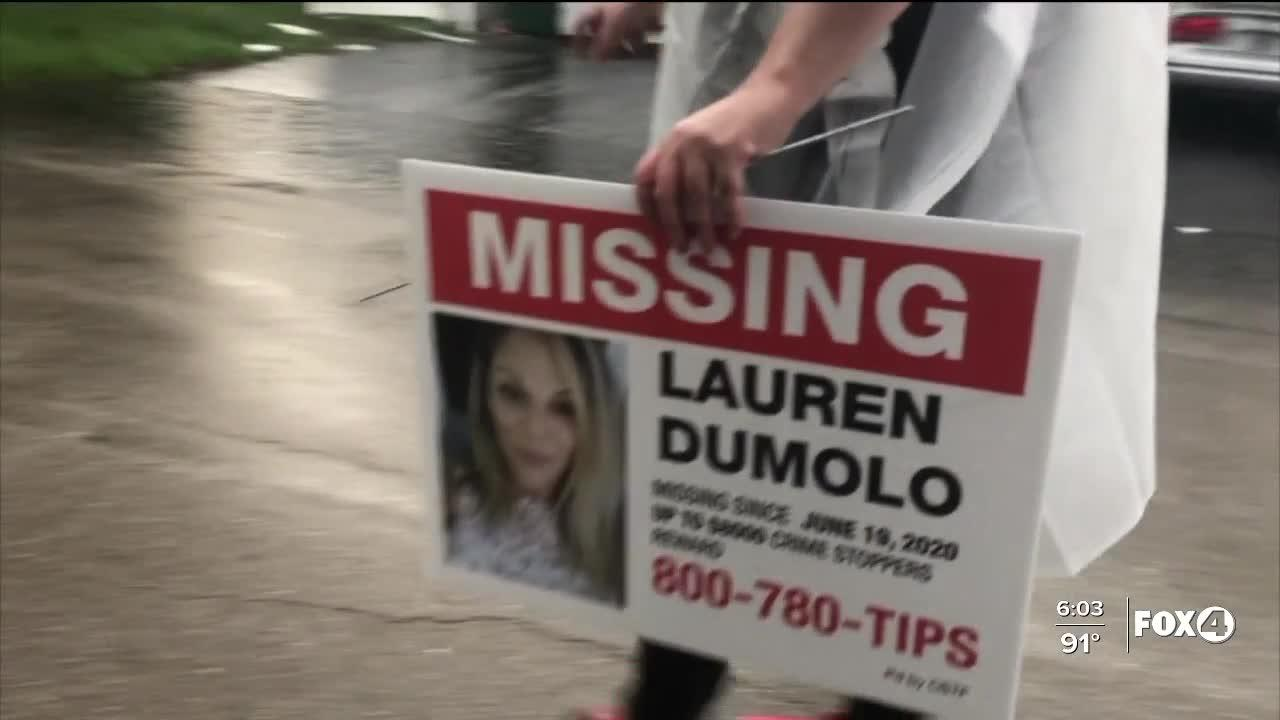 Lauren Dumolo's father hoping authorities make investigation their top priority