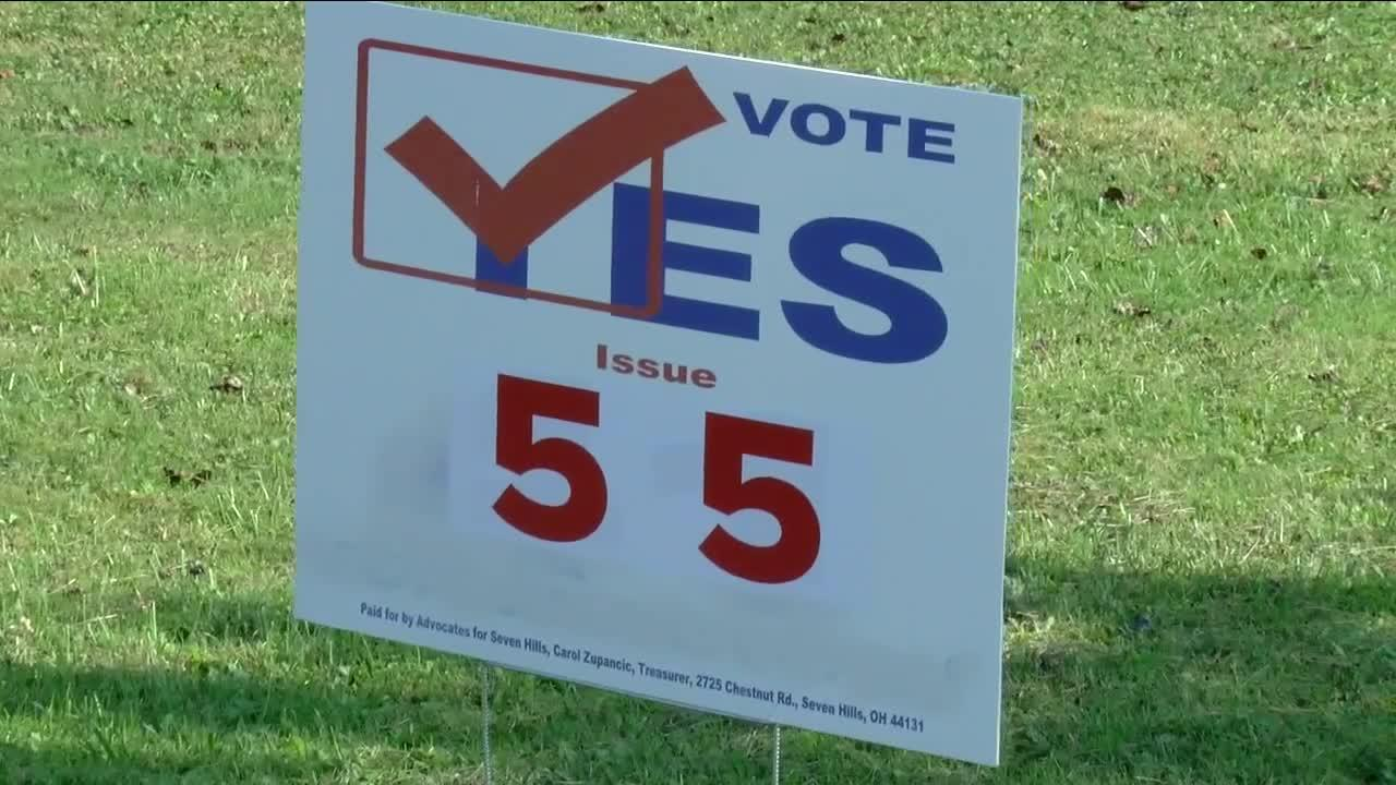 Seven Hills voters asked to raise mayor's salary for first time since 1987