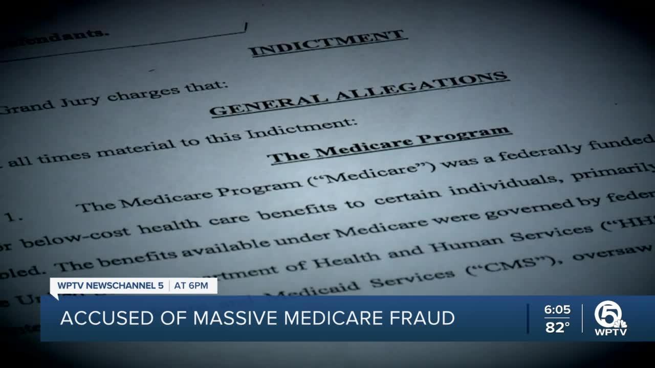 Medicare fraud charges filed against ex-mobster