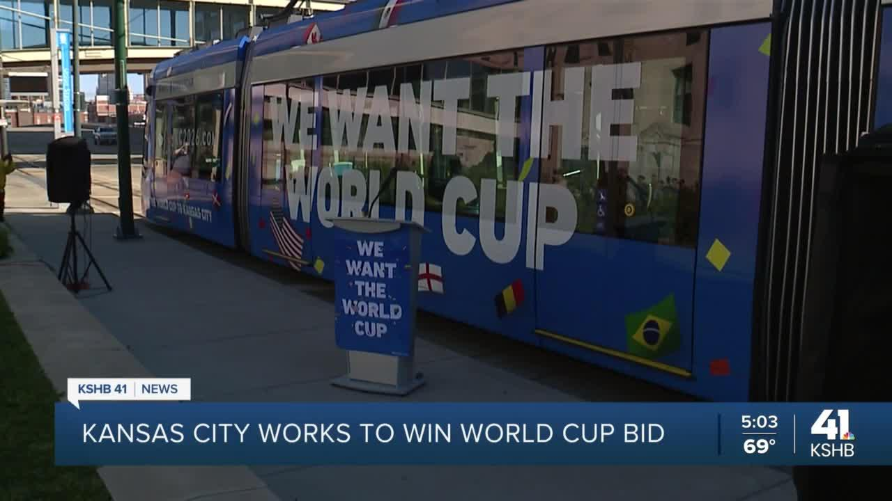 KC officials competing for World Cup prepare for visit