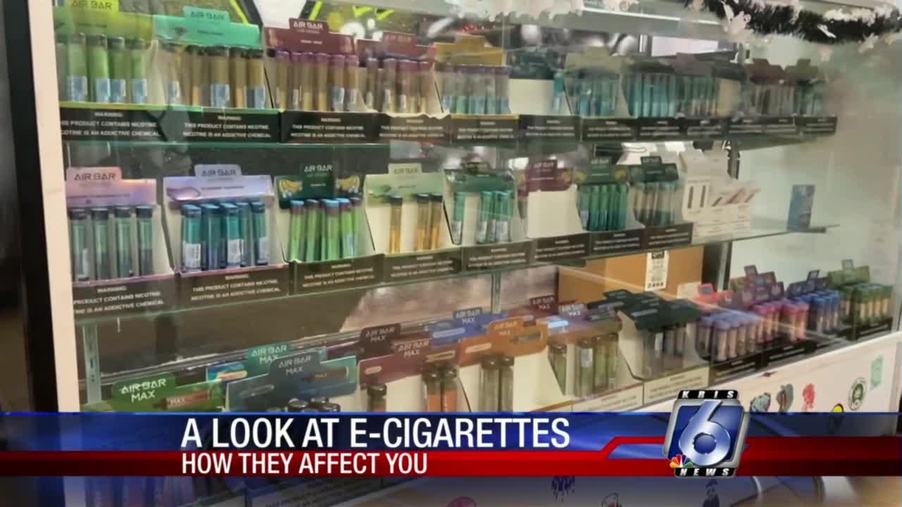 A look at E-Cigarettes and how they effect you