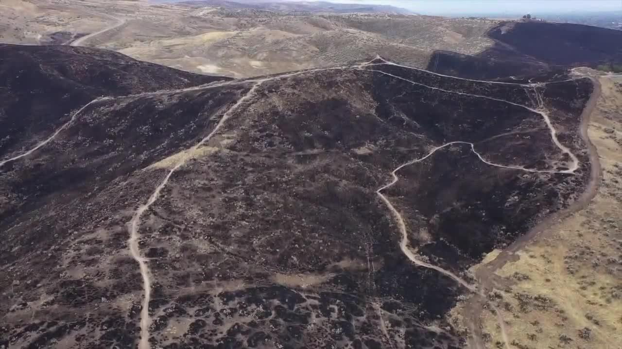 ACSO: Teens who started Goose Fire near Eagle identified