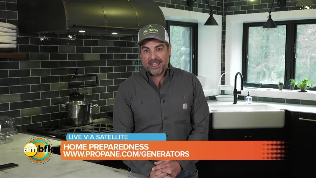 HGTV's Anthony Carrino on home preparedness