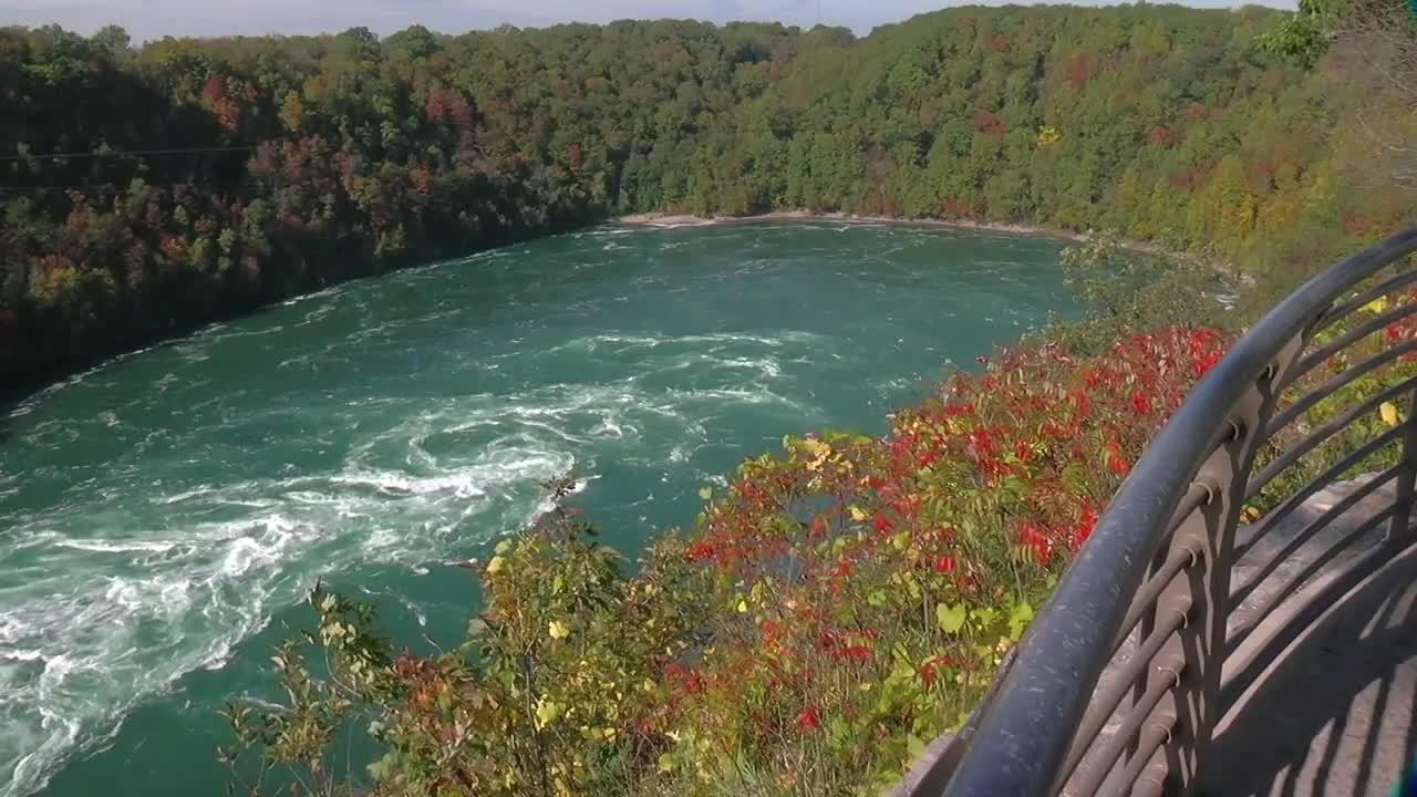Search for teen who accidentally fell into Niagara River Monday now a recovery effort