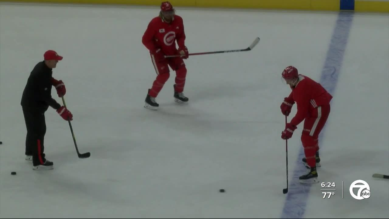 Assistant captains Danny DeKeyser, Marc Staal bolster Red Wings defense